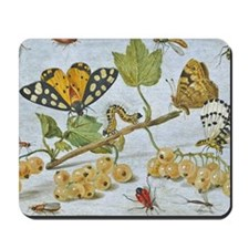 Insects Crawling Mousepad