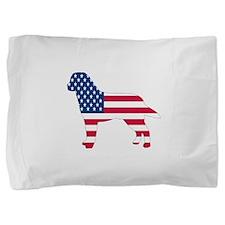 USA Labrador Pillow Sham