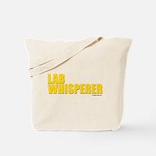Lab Whisperer Tote Bag