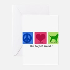 Peace Love Labs Greeting Cards (Pk of 10)