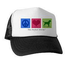 Peace Love Labs Trucker Hat