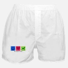 Peace Love Labs Boxer Shorts