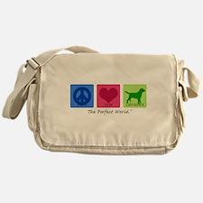 Peace Love Labs Messenger Bag