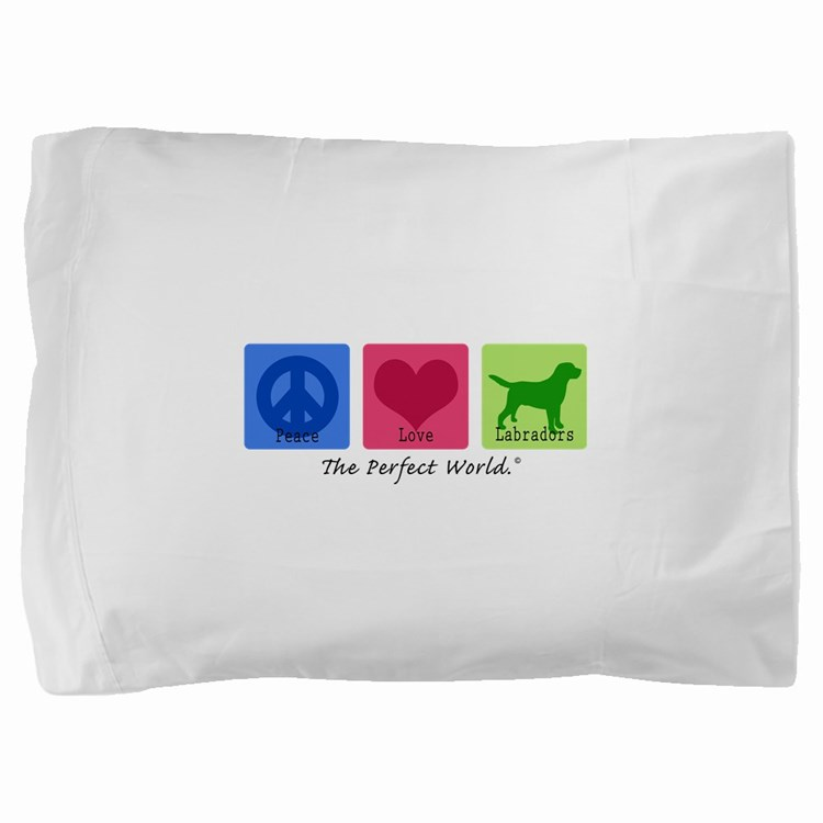 Peace Love Labs Pillow Sham