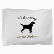 All About Labs Pillow Sham