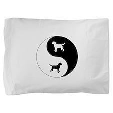 Yin Yang Lab Pillow Sham
