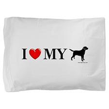 ILoveMyLab.png Pillow Sham