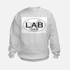 LABRADOR DAD II Sweatshirt
