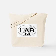 LABRADOR DAD II Tote Bag