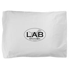 LAB GRANDMA II Pillow Sham