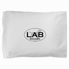 LAB GRANDPA II Pillow Sham