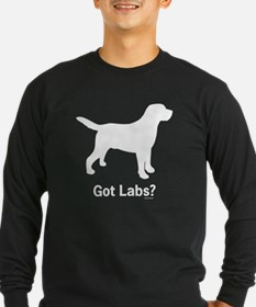 Got Labs? Silhouette T