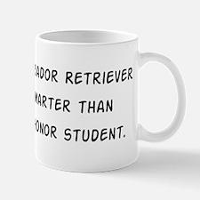 Smart Labrador Retriever Mug