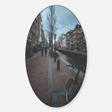 Mysterious Amsterdam Decal