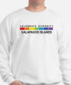 GALAPAGOS ISLANDS - Celebrate Sweatshirt