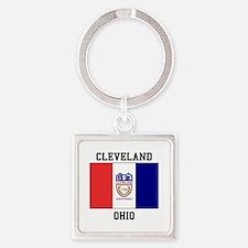 Cleveland, Ohio Keychains