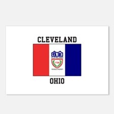 Cleveland, Ohio Postcards (Package of 8)