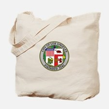 Los Angeles Seal Tote Bag