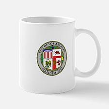 Los Angeles Seal Mugs
