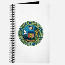 City of Chicago Seal Journal