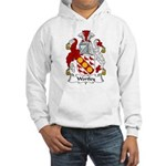 Wortley Family Crest Hooded Sweatshirt