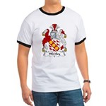 Wortley Family Crest Ringer T