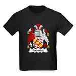 Wortley Family Crest Kids Dark T-Shirt