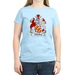 Wortley Family Crest Women's Light T-Shirt