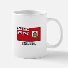 Bermuda Flag Mugs