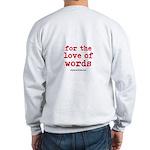 Unisex Etymonline Love Of Words Sweatshirt