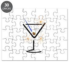 Martini Glass Puzzle