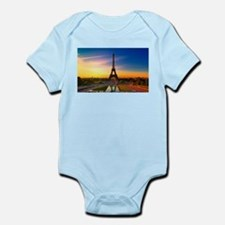 Eiffel Tower Body Suit