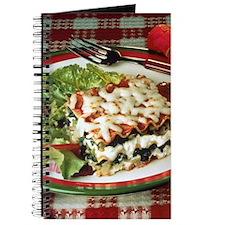 Lasagna Dinner Journal