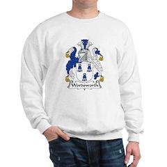Wordsworth Family Crest Sweatshirt