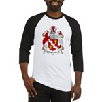 Woolworth Family Crest  Baseball Jersey
