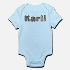 Karli Wolf Body Suit