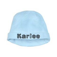 Karlee Wolf baby hat
