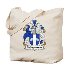 Woodwards Family Crest Tote Bag