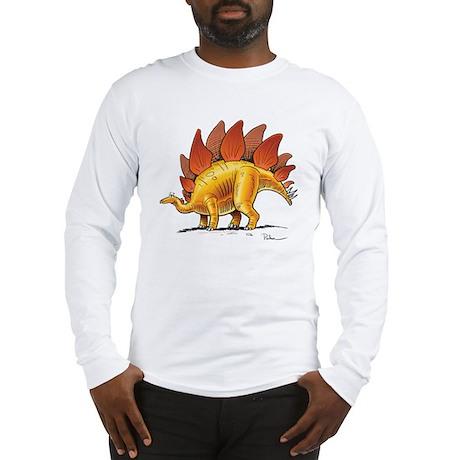 Stegosaurus Long Sleeve T-Shirt