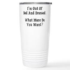 Humour Travel Mug