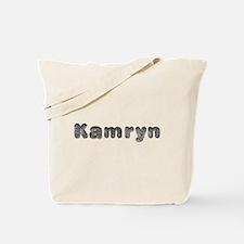Kamryn Wolf Tote Bag