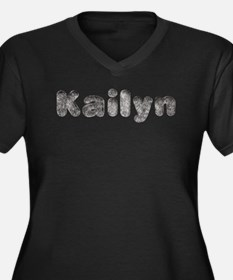 Kailyn Wolf Plus Size T-Shirt