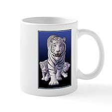 White Tigers 2 Mug
