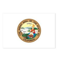 California State Seal Postcards (Package of 8)