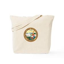 California State Seal Tote Bag