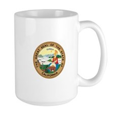 California State Seal Mugs
