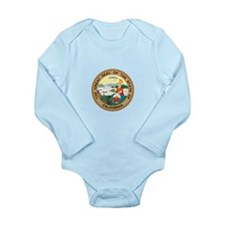 California State Seal Body Suit