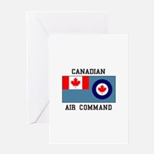 Canadian Air Command Greeting Cards