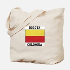 Bogota, Colombia Tote Bag