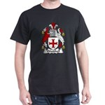 Woodhall Family Crest Dark T-Shirt